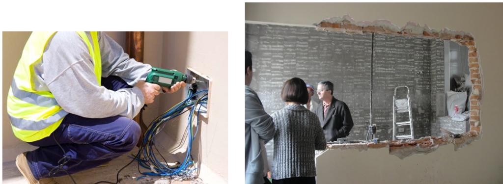 execução obras design de interiores